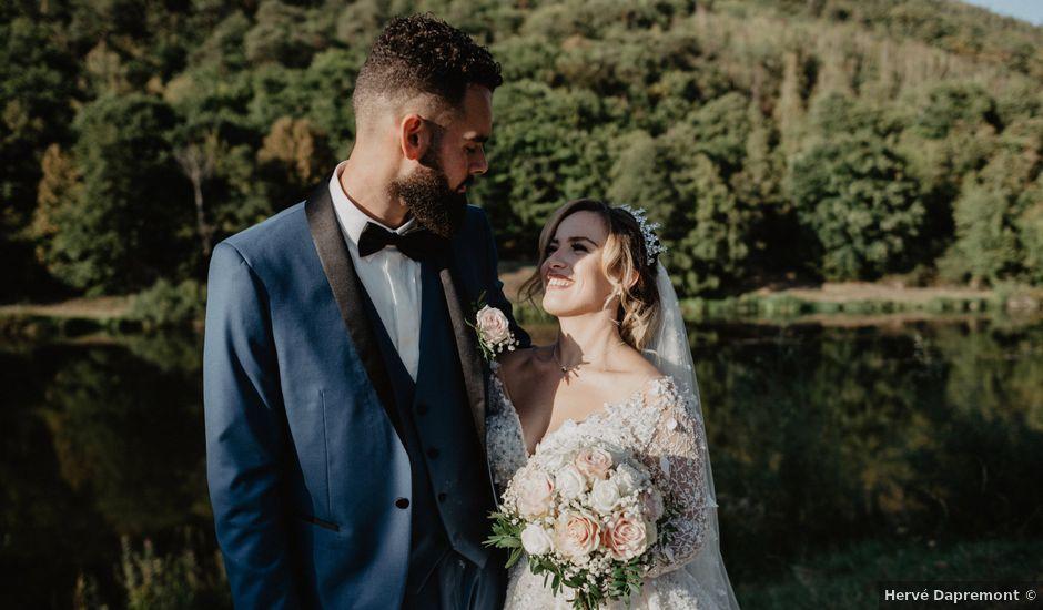 Le mariage de Yann et Tinhinane à Charleville-Mézières, Ardennes