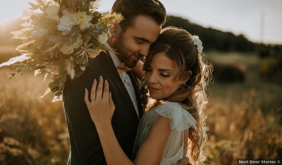Le mariage de Arthur et Lucie à Lainville, Yvelines