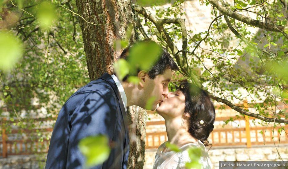 Le mariage de Sébastien et Cindy à La Pommeraye, Calvados