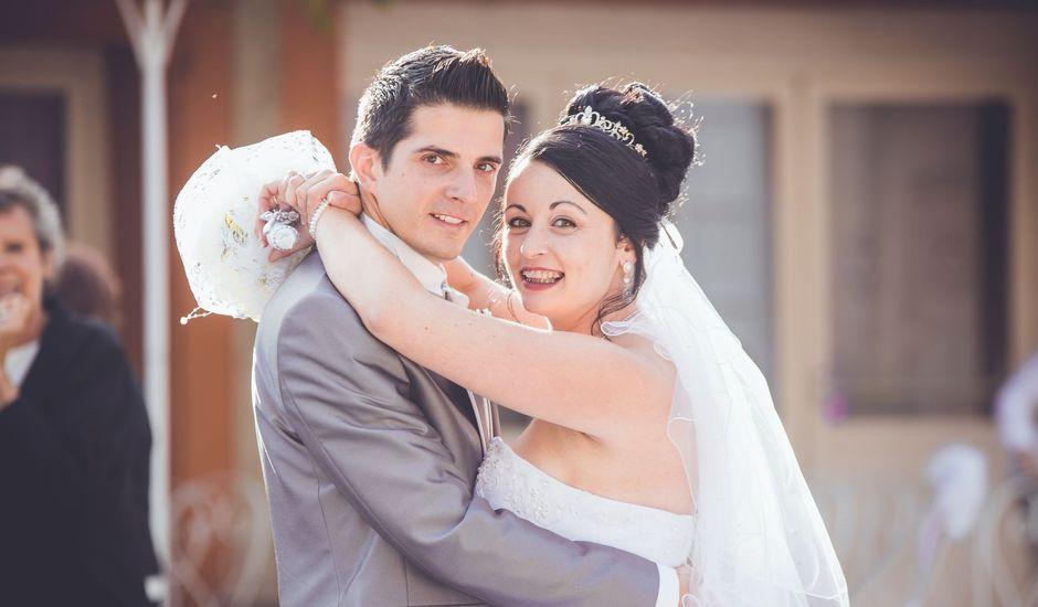 Le mariage de Olivier et Emilie à Pamiers, Ariège