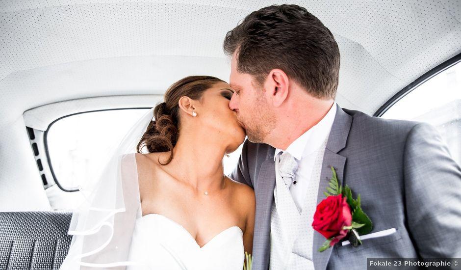 Le mariage de Emmanuel et Tatiane à Carquefou, Loire Atlantique