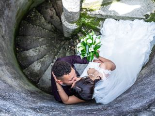 Le mariage de Mélinda et Dorian