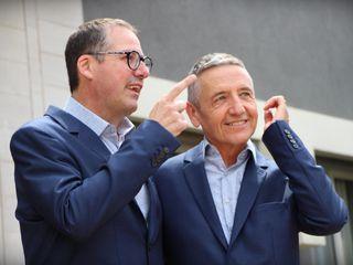 Le mariage de François et Jean-Charles