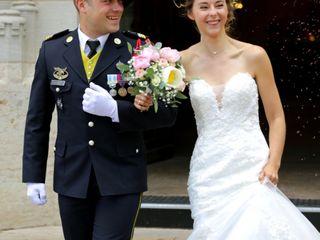 Le mariage de Elisa et Conroux 2