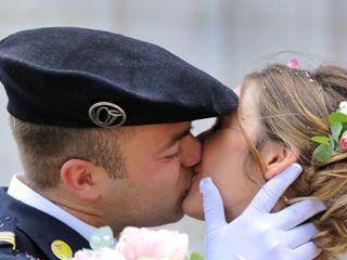 Le mariage de Elisa et Conroux