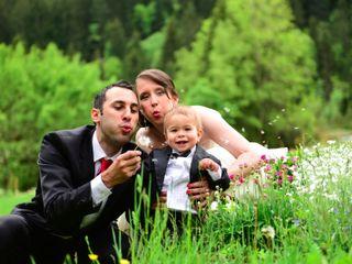 Le mariage de Erika et Yohan 1