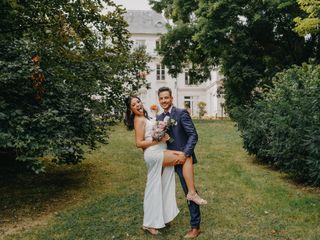 Le mariage de Christina et Vincent