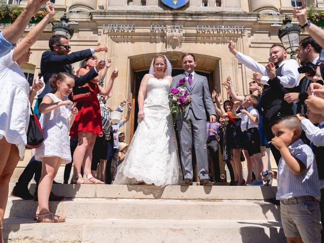 Le mariage de Maxime et Aurélie à Évreux, Eure 4