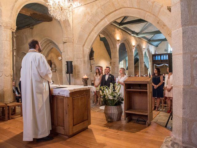 Le mariage de Alexandre et Fanny à Quimper, Finistère 7