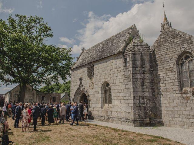 Le mariage de Alexandre et Fanny à Quimper, Finistère 9