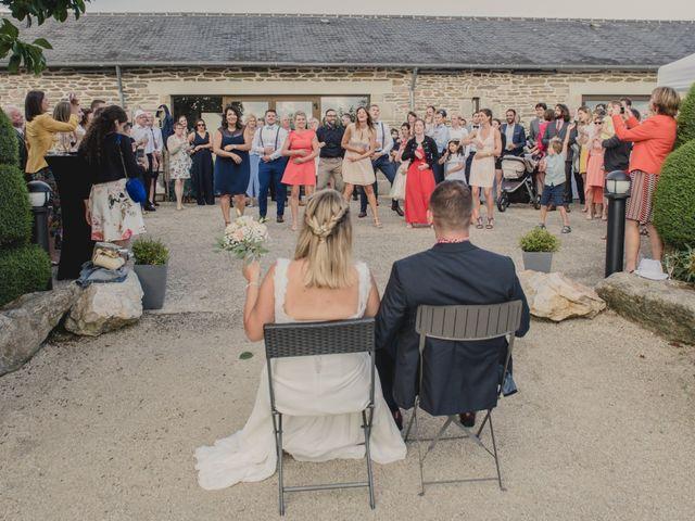 Le mariage de Alexandre et Fanny à Quimper, Finistère 16