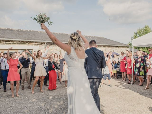 Le mariage de Alexandre et Fanny à Quimper, Finistère 17