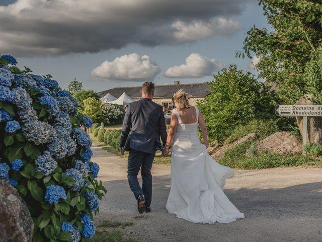 Le mariage de Alexandre et Fanny à Quimper, Finistère 1