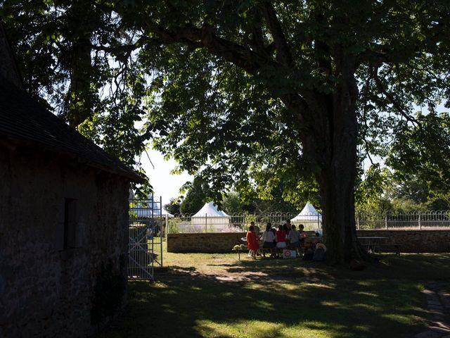 Le mariage de Tanguy et Charlotte à Aigurande, Indre 1