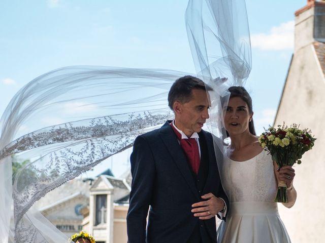 Le mariage de Tanguy et Charlotte à Aigurande, Indre 37
