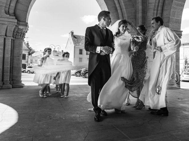 Le mariage de Tanguy et Charlotte à Aigurande, Indre 38