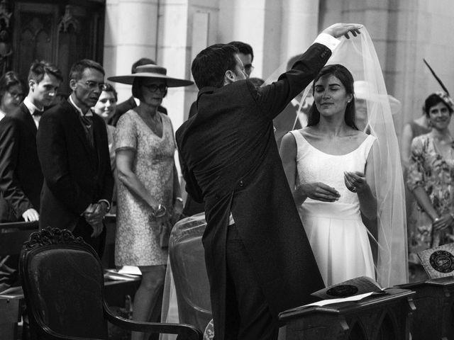 Le mariage de Tanguy et Charlotte à Aigurande, Indre 43