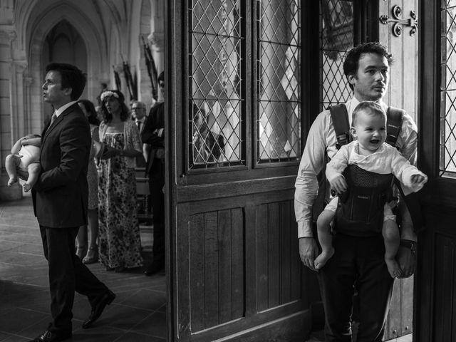 Le mariage de Tanguy et Charlotte à Aigurande, Indre 44