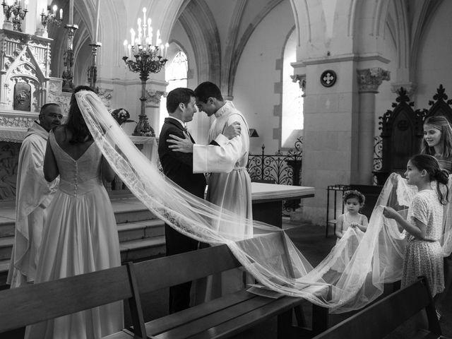 Le mariage de Tanguy et Charlotte à Aigurande, Indre 49