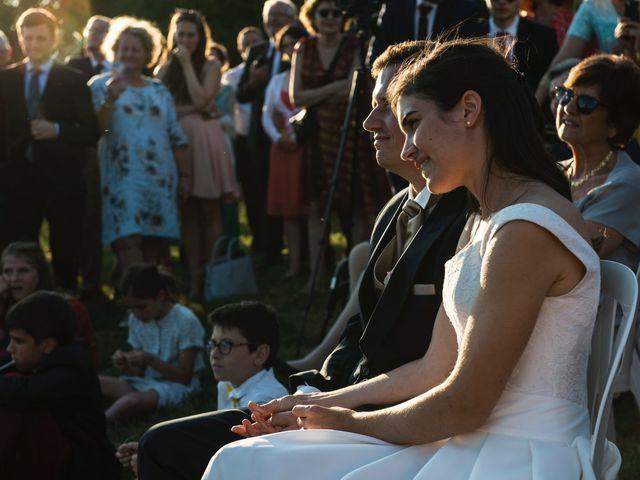 Le mariage de Tanguy et Charlotte à Aigurande, Indre 66