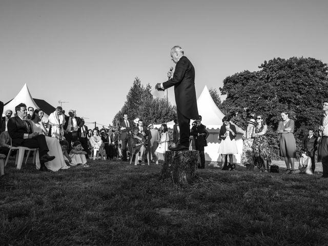 Le mariage de Tanguy et Charlotte à Aigurande, Indre 69