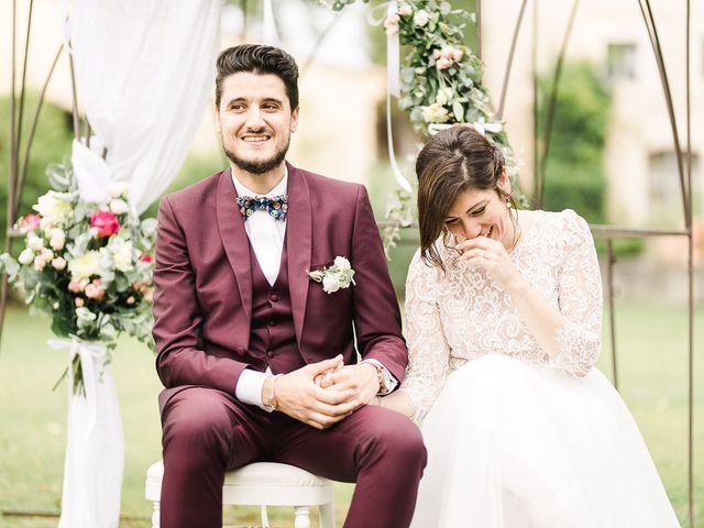 Le mariage de Sabrina et Benjamin