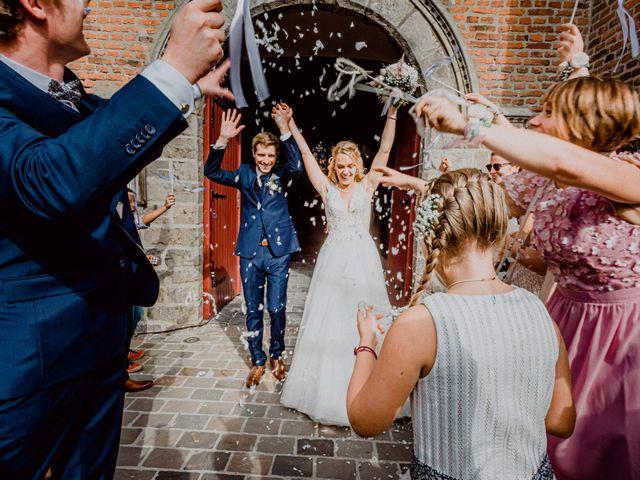 Le mariage de Thomas et Claire à Bersée, Nord 12