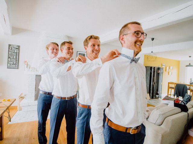 Le mariage de Thomas et Claire à Bersée, Nord 13
