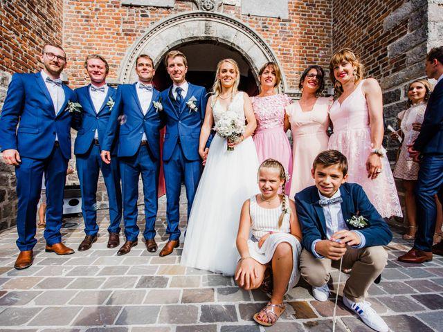 Le mariage de Thomas et Claire à Bersée, Nord 28