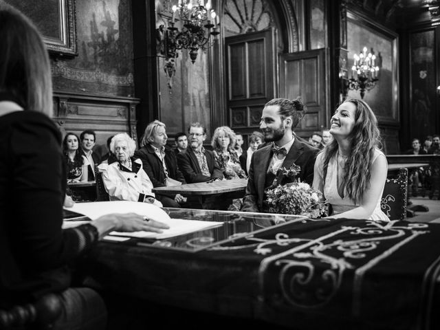Le mariage de Olivier et Julia à Merville, Nord 3