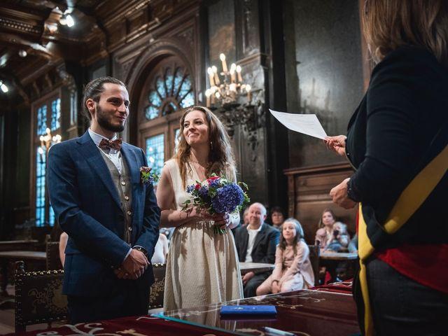 Le mariage de Olivier et Julia à Merville, Nord 5