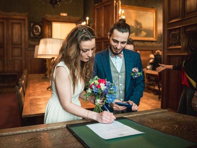 Le mariage de Olivier et Julia à Merville, Nord 6