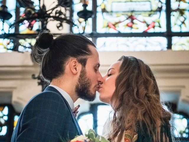 Le mariage de Olivier et Julia à Merville, Nord 7