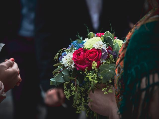 Le mariage de Olivier et Julia à Merville, Nord 8