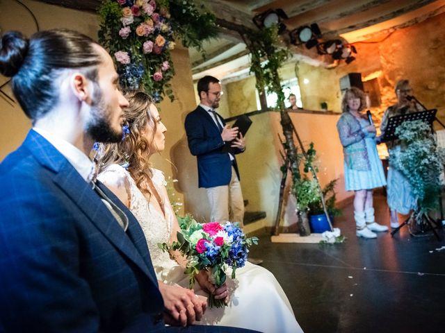 Le mariage de Olivier et Julia à Merville, Nord 28