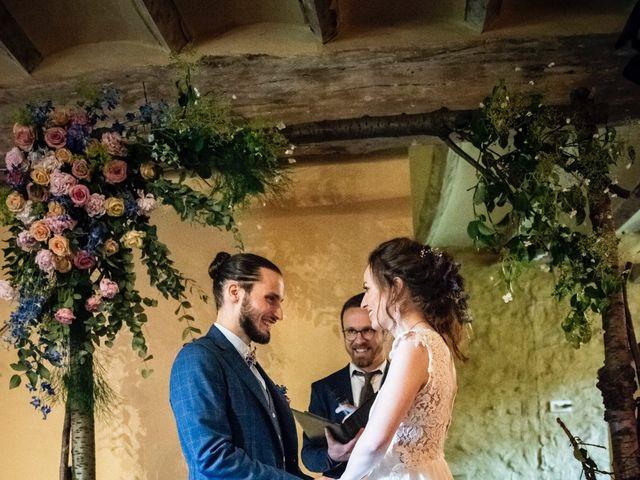 Le mariage de Olivier et Julia à Merville, Nord 35