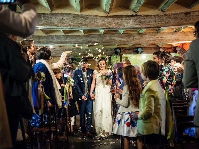 Le mariage de Olivier et Julia à Merville, Nord 40