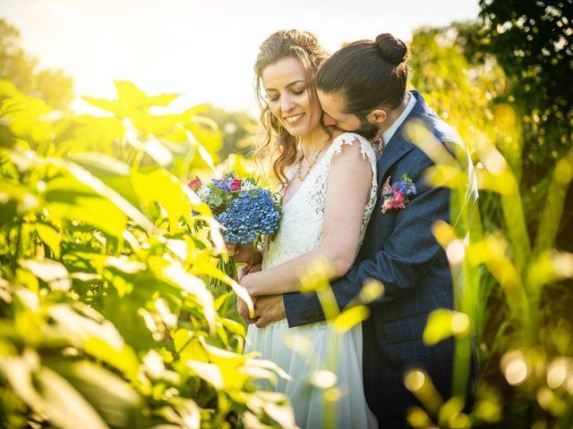 Le mariage de Olivier et Julia à Merville, Nord 51