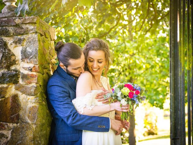 Le mariage de Olivier et Julia à Merville, Nord 52