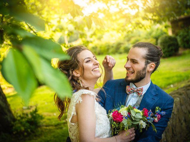 Le mariage de Olivier et Julia à Merville, Nord 53