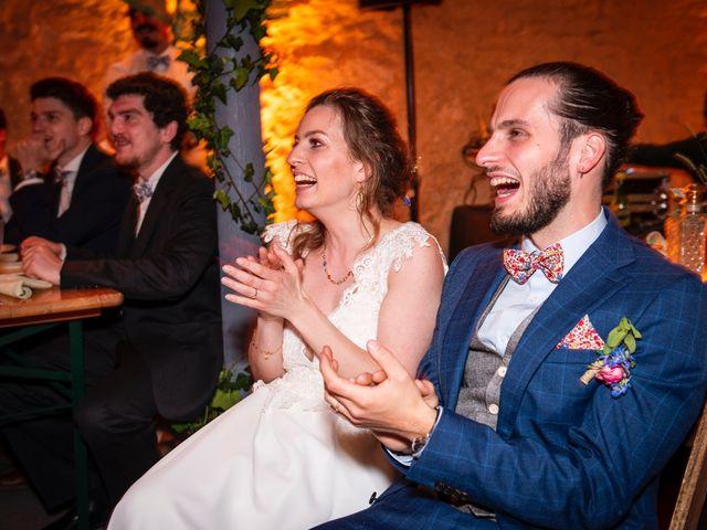 Le mariage de Olivier et Julia à Merville, Nord 56