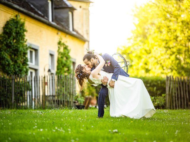 Le mariage de Julia et Olivier