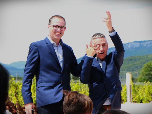 Le mariage de Jean-Charles et François à Cuers, Var 11