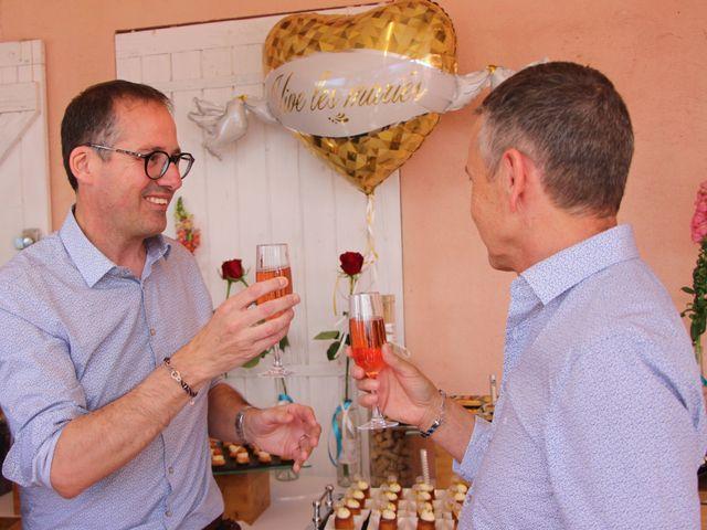 Le mariage de Jean-Charles et François à Cuers, Var 24