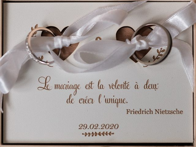 Le mariage de Nicolas et Amandine à La Tremblade, Charente Maritime 3