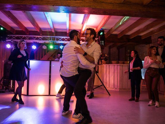 Le mariage de Nicolas et Amandine à La Tremblade, Charente Maritime 74