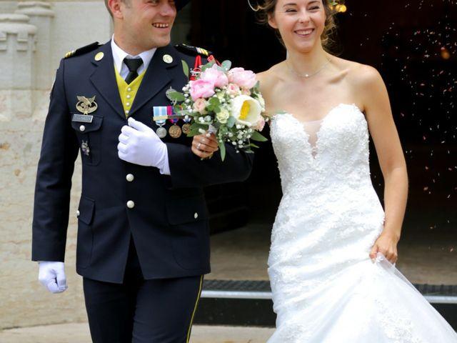 Le mariage de Conroux et Elisa à Pruzilly, Saône et Loire 2