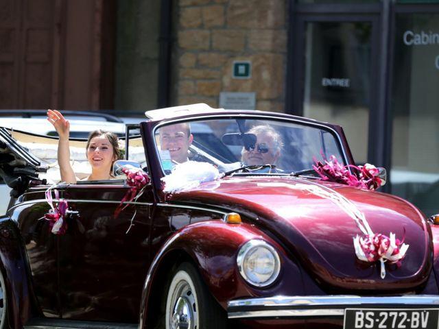 Le mariage de Conroux et Elisa à Pruzilly, Saône et Loire 3