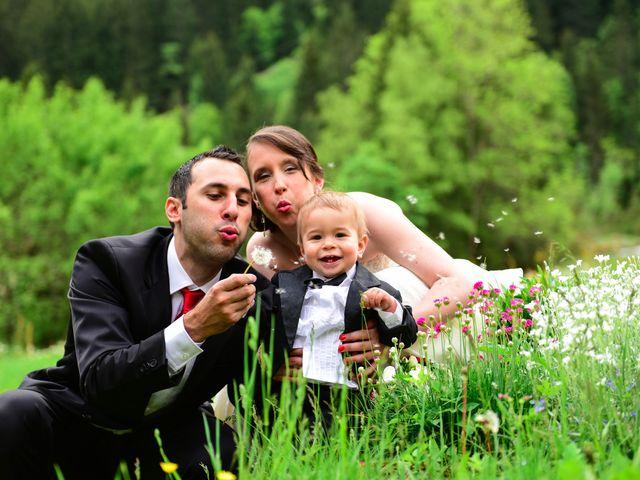 Le mariage de Erika et Yohan