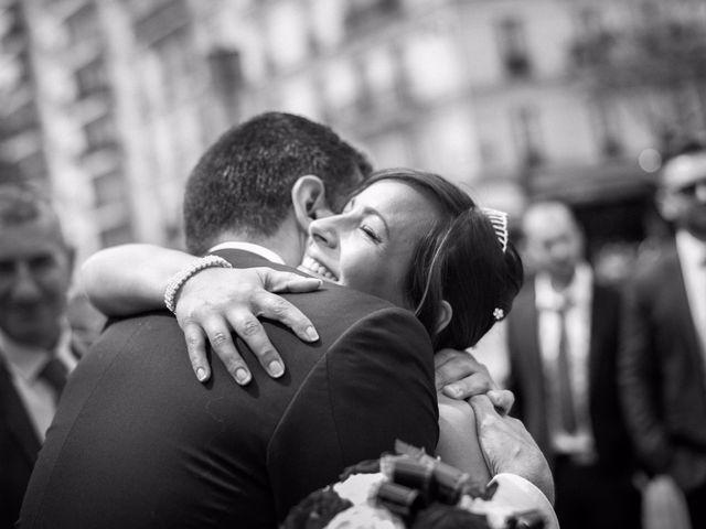 Le mariage de Michael et Diane à Paris, Paris 16